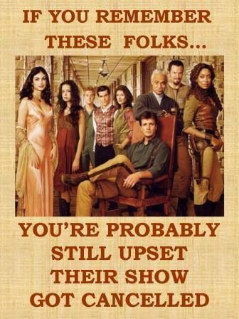 ...which would be EVERY FREAKING DAY. #Firefly
