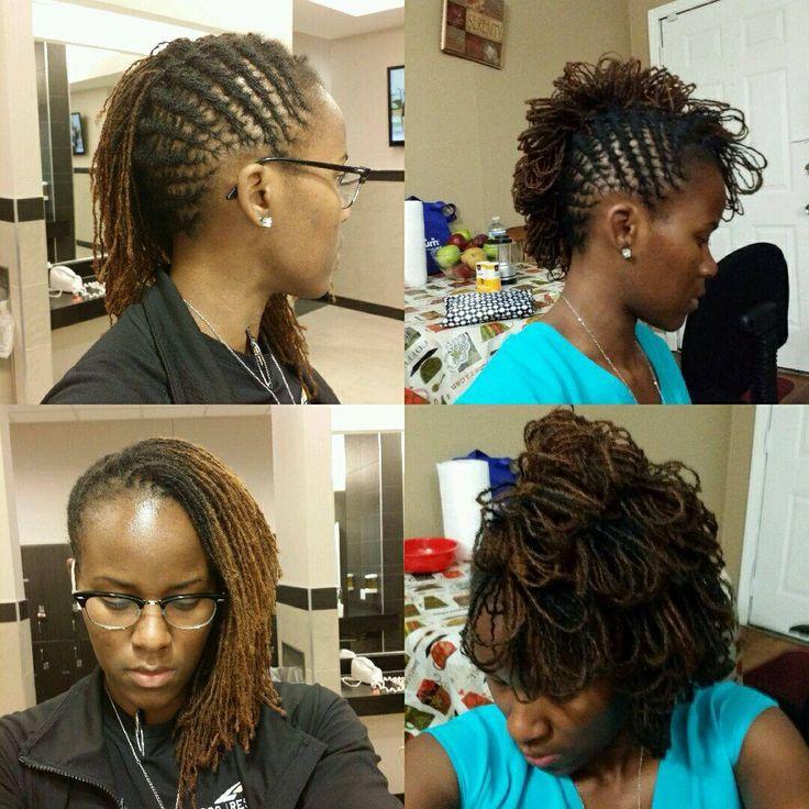 Wondrous 1000 Images About Hairstyles On Pinterest Black Women Natural Short Hairstyles Gunalazisus