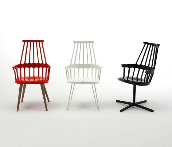Comback Chair: Patricia Urquiola for Kartell