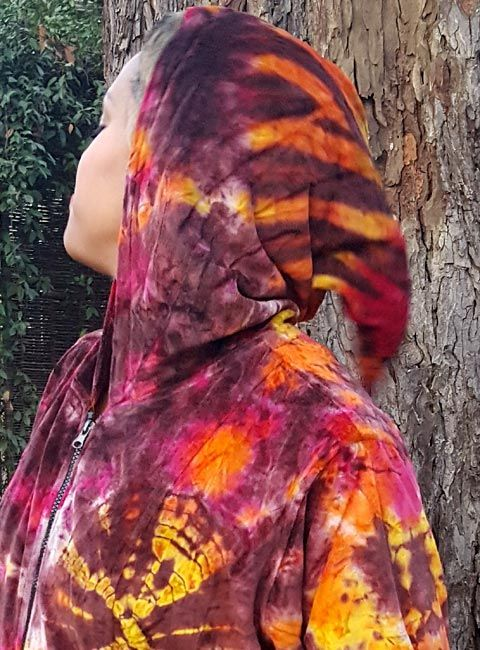 Check out our funky, hippie hoodies now #hippie-chic