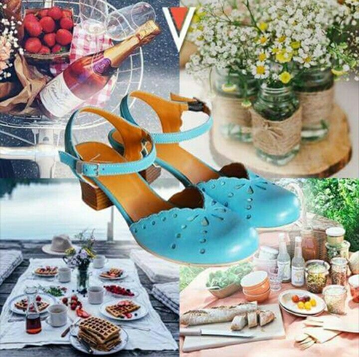 A Monday Easter pic nic, a good pair of Vladì Shoes: these are the ingredients for a unique and unforgettable day!