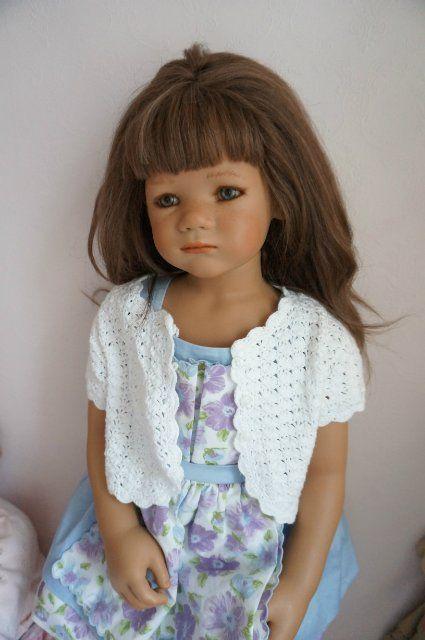 Milina A. Himstedt / Коллекционные куклы (винил) / Шопик. Продать купить куклу / Бэйбики. Куклы фото. Одежда для кукол