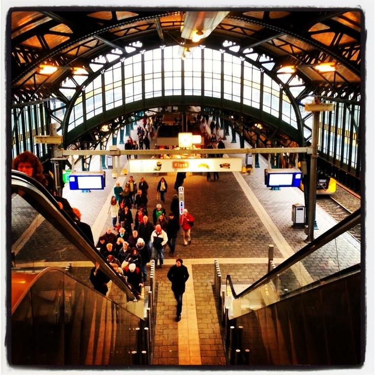 Treinstation Den Bosch