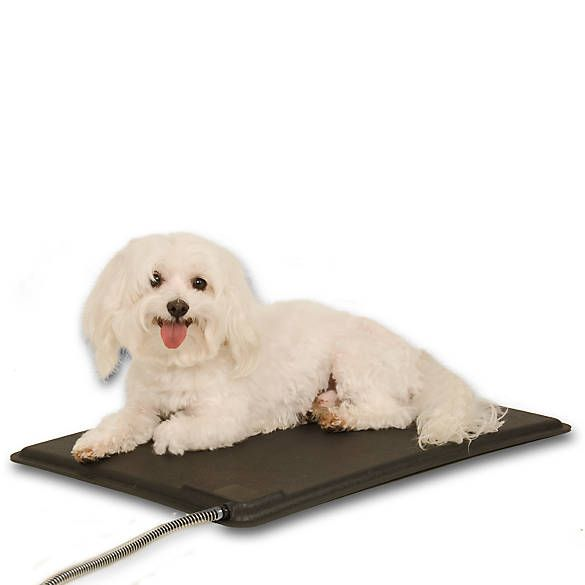 K H Lectro Kennel Heated Pet Pad Diy Dog Kennel Heated Dog Bed Pets
