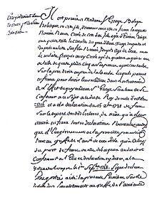 Permission de l'Amirauté de Guadeloupe donnée à Madame Saint-George Bologne pour amener Joseph et Nanon en France, 1er septembre 1748.