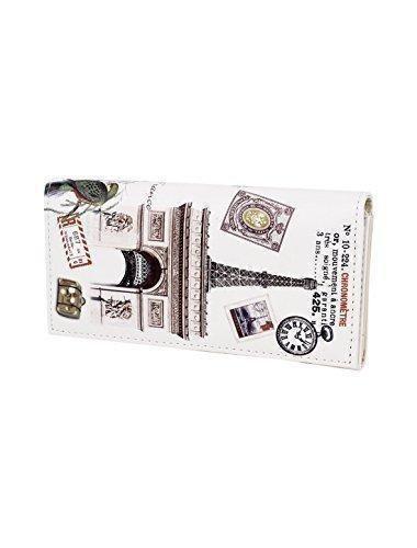 Oferta: 5.93€. Comprar Ofertas de Billetera para Mujer Niña Piel Sintética Larga Cartera De Mano Diseño Único Bolso Tarjetero barato. ¡Mira las ofertas!