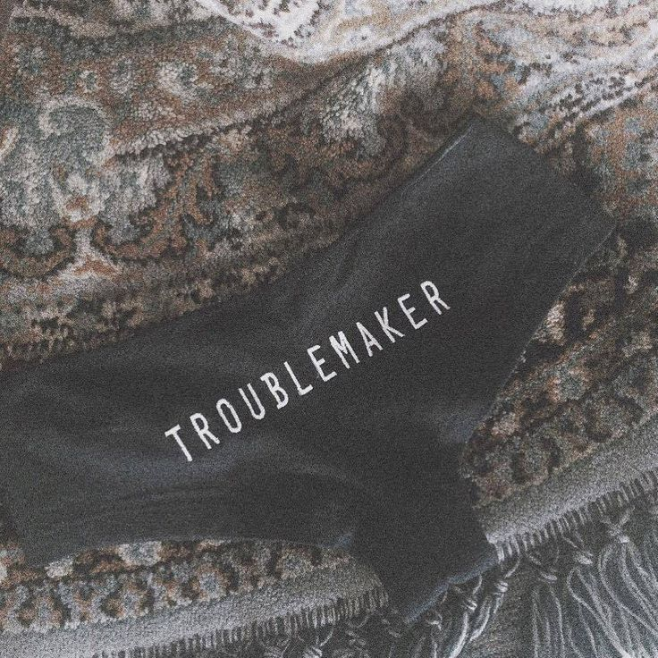 Troublemaker underwear