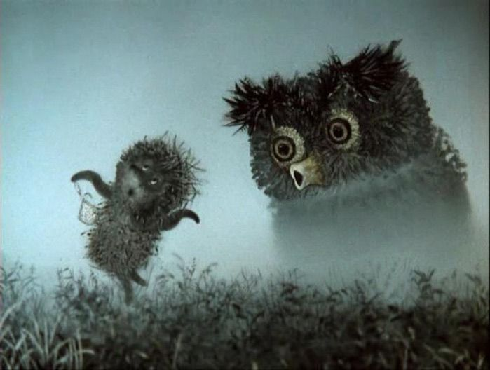 Hedgehog in the Fog / Yuri Norshtein, Francheska Yarbusova