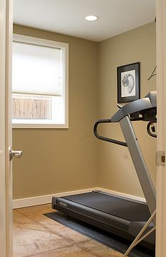 Small But Room Enough For Cardio Weights For The Home Pinterest Cardio Room And