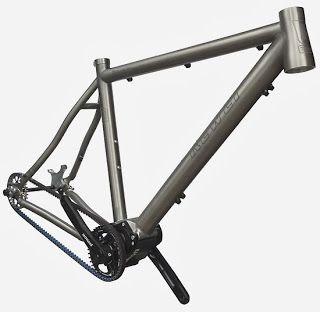 REWEL titanium bikes Intervista al produttore di telai in titanio made in Italy [PZZ garage - report]