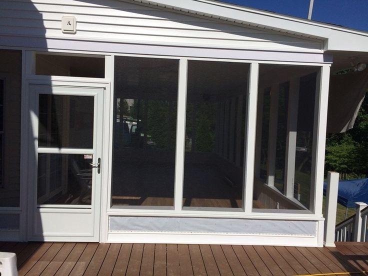Screened Porches, Sunrooms, Sliding Door, Decks, Sunroom, Indoor Sunrooms,  Front Porches, Terraces, Terrace