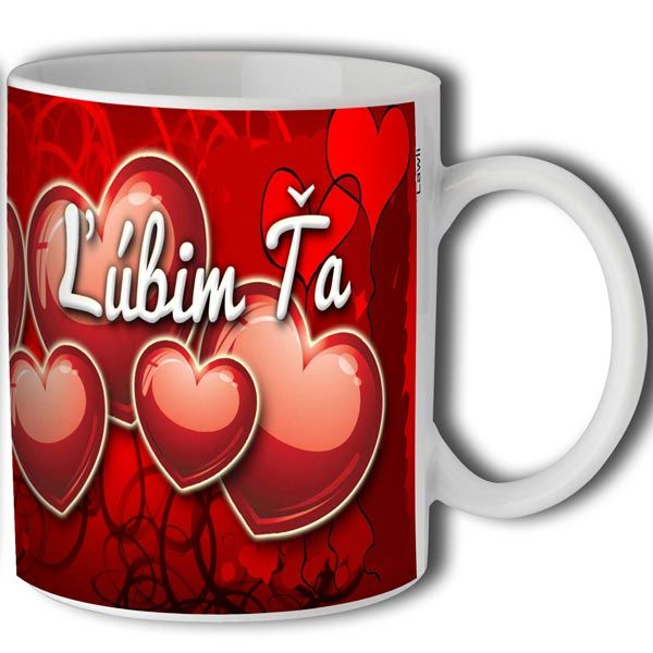Hrnček - Ľúbim Ťa http://www.lawli.sk/Valentinske-darceky/Valentinske-darceky-pre-zenu/hrncek-lubim-ta