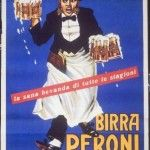 Birra Peroni Manifesto_pubblicitario_Peroni_1956 #BirraPeroni, #BirrificioPeroni, #MuseoPeroni, #ArchivioPeroni, #Archeologiaindustriale, #MACRORoma, #industrialheritage #Peronibeer #nastroazzurro