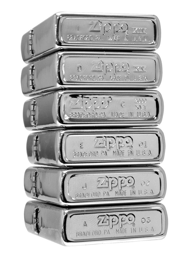 Zippo date codes in Brisbane