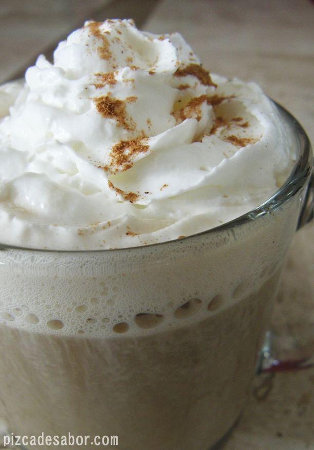 Cinnamon Dolce Latte – Latte de canela