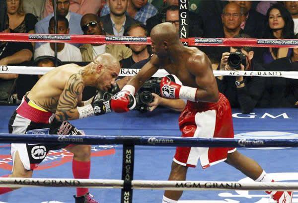 El ganar grandes batallas y ser parte de la historia en el mundo del boxeo, es algo que puede narrar Miguel Ángel Cotto.....