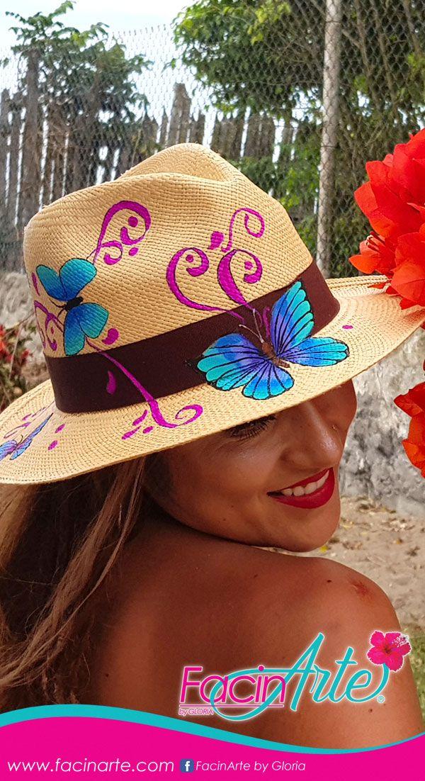2b78ef3b8a0f8 ¡Descubre nuestra Nueva Colección Primavera - Verano 2018   2019!  sombreros   moda  pajatoquilla  sombrerospintados  panamahats  artesanía   primeroenecuador ...