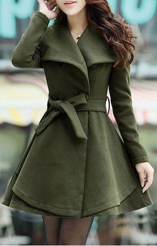 long Women's Winter Coats Jackets 2015 (1)