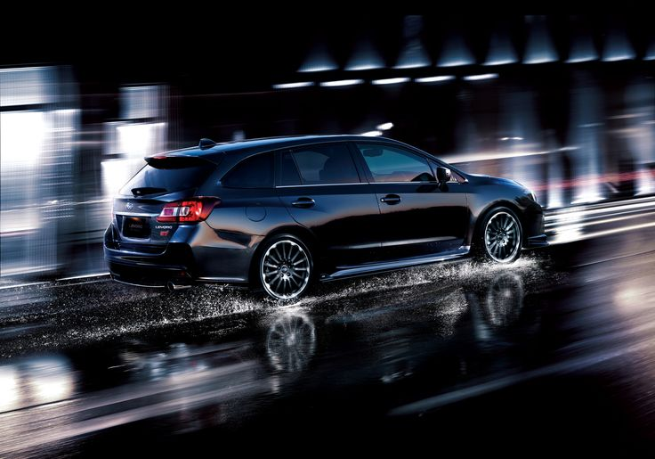 2016 Subaru Levorg Motion Wallpaper