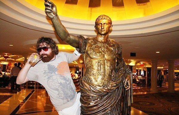 Guy Makes $250,000 A Year By Impersonating Alan From 'The Hangover'