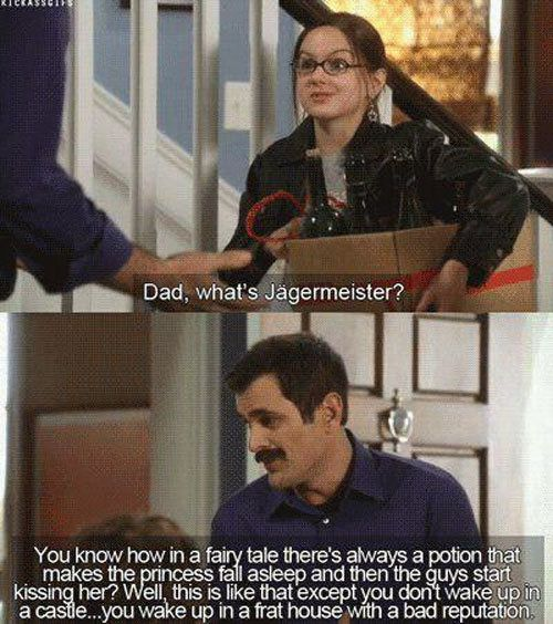 Modern Family quote