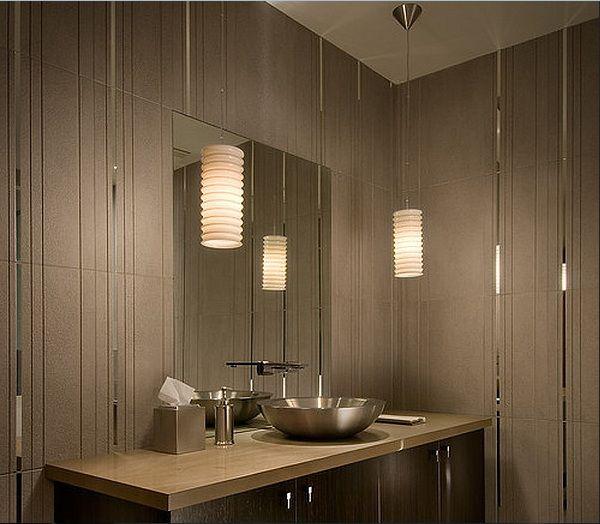 13 mejores imgenes de bathroom lighting ideas en pinterest stylish pendant lights bathroom lighting ideas for small bathrooms decolover aloadofball Image collections