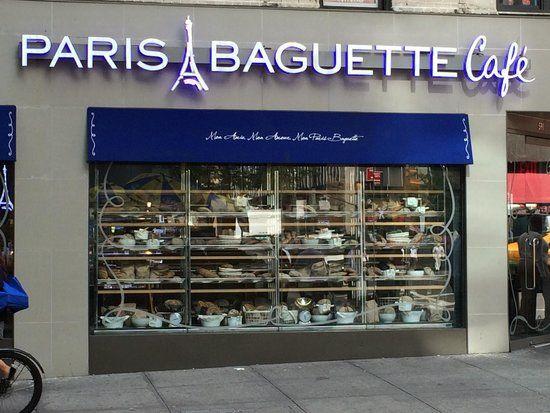 Paris Baguette. Korean Bakery. Excellent Selection of Baked Goods, Prepared Foods, Desserts, Drinks.
