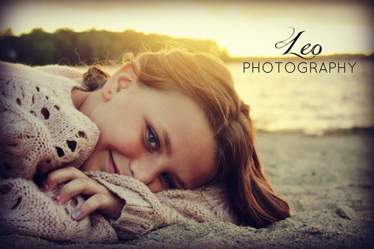 Amazing sunset photo on the beach photography picture ideas for young girl pics