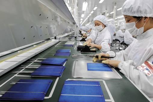Κινεζικά φωτοβολταϊκά πάνελς «made in… Ασπρόπυργος»