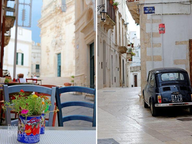Puglia Martina Franca - Posate Spaiate