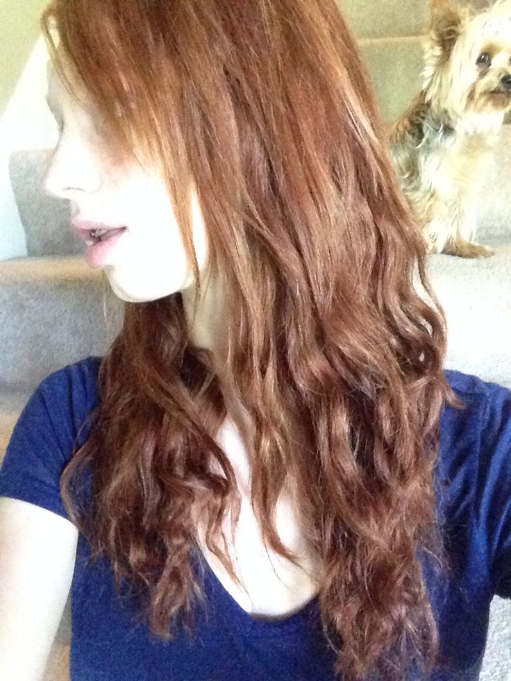 Quirky Hairstyles For Medium Length Hair : Beach waves from fishtailing hair
