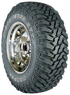 Cooper Discoverer STT TEK3 Tires - MT Tire Reviews
