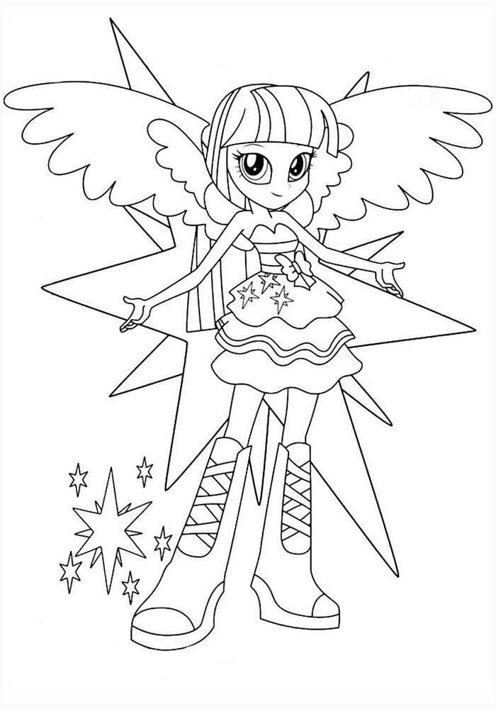 289 best Equestria Girls and pony images on Pinterest Equestria - copy my little pony coloring pages discord