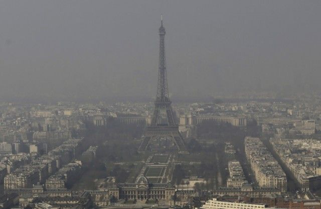 contaminacion paris - Buscar con Google