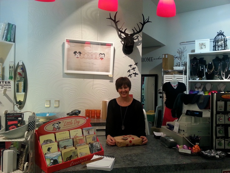 Introducing Debbie the very lovely owner of SPINZ...