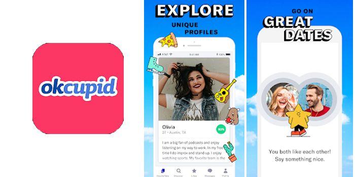 okcupid app ile ilgili görsel sonucu