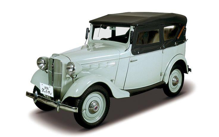1936 Dutsun 15 feiton Youngtimer, Oldtimer und Autos