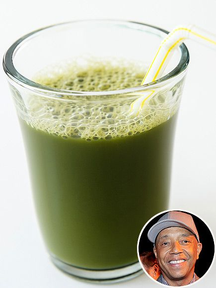 Russell Simmons' 'The Body Good' Green Juice