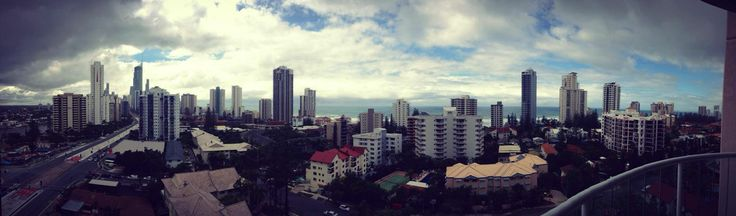 Lovely Gold Coast view