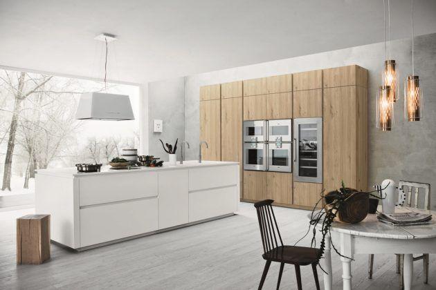 Kitchen - Küchenideen - Küche - Dunstabzugshaube Falmec