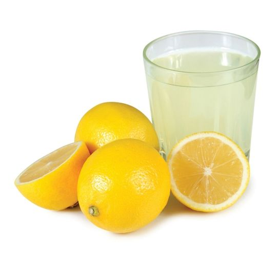 Lemon juice might leave a sour taste in your mouth, but it could also help you lose weight and cure your sore throat - and we're not talking crazy lemon master cleanses, here! Lemon juice contains pectin, a soluble fiber that has been shown to aid in weight loss. Warm lemon juice in water can also stimulate your digestive tract first thing in the morning, helping you eliminate waste from your body more quickly. Lemon also contains anticancer properties and high levels of vitamin C