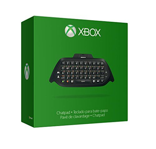 PRODUCT DETAILS : Compose messages to friends, enter codes, and search apps in seconds with the Xbox Chat pad. Get to your apps quickly with two programmable keys. For use [ ]