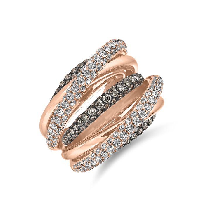 Ring ALO Galaxy of Rings www.alodiamonds.com www.alo.cz