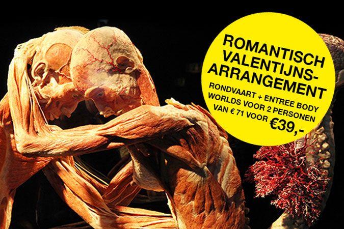 Valentijnsdag 2015 - Romantisch Valentijnsarrangement voor jou en je partner (in spe).