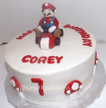 Super Mario Luigi Cake Mariocake Luigicake Supermario