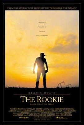 The Rookie is another great sports movie. Dennis Q. plays a great aging coach who takes one more shot at the bigs. 4 of 5