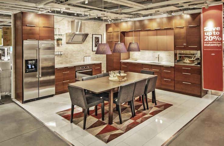 Ikea Kitchen Showroom Display Kitchen Renovation Designs Pinterest Kitchen Kitchen Showroom And Showroom
