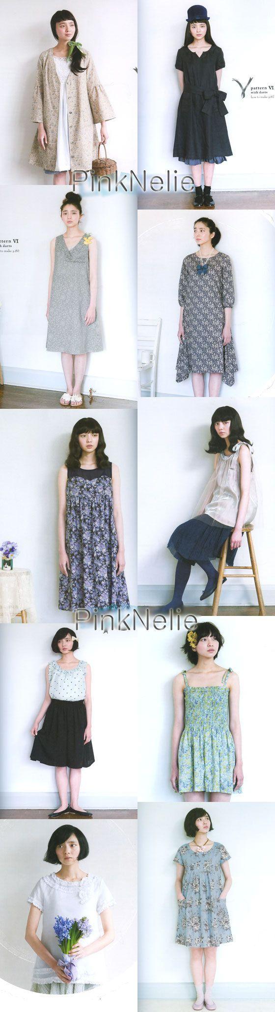 208 best Sewing: Japanese: by Yoshiko Tsukiori images on Pinterest ...