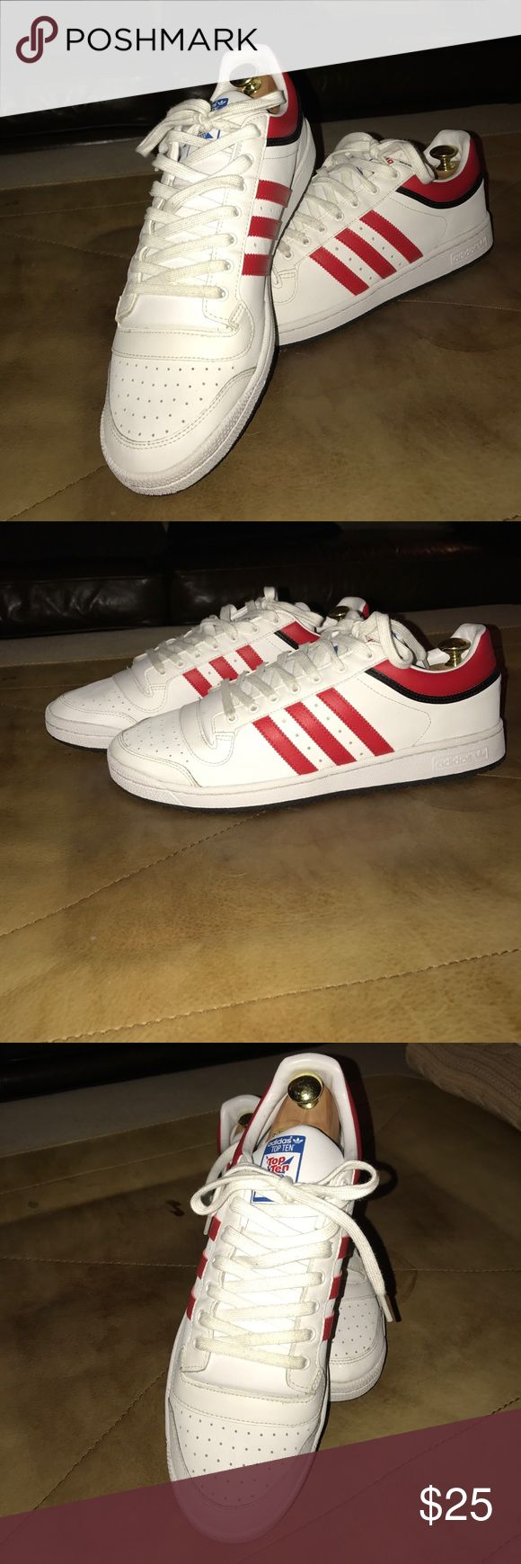 Old school classic style The low top versions of the hi tops you love Adidas Shoes Sneakers