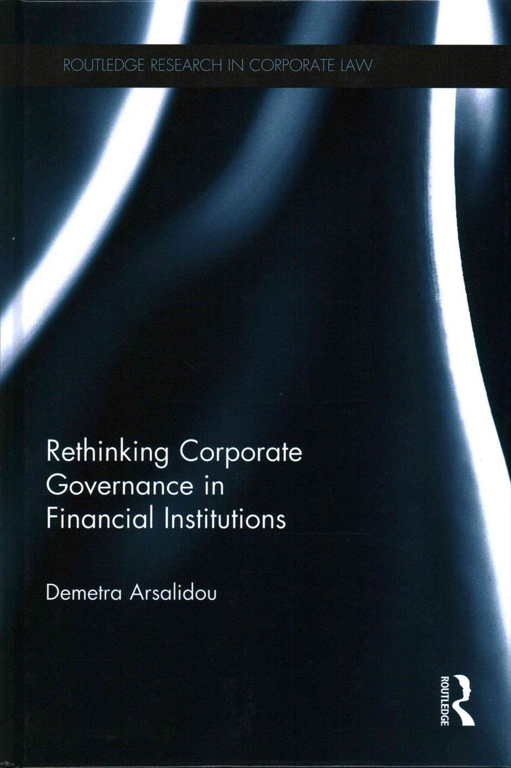 m aacute s de ideas sobre corporate governance en rethinking corporate governance in financial institutions